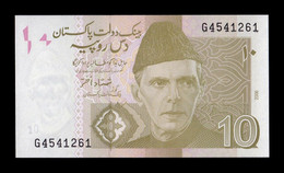 Pakistán 10 Rupees 2006 Pick 45a SC UNC - Pakistan