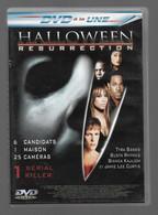 DVD  Halloween Résurrection - Horror
