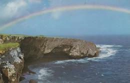 Guam - Rainbow Over The Banzai Cliff - Guam