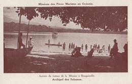 Solomon Islands - Bougainville Mission - Solomon Islands