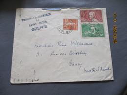 1937 Affranchissement Philatelique Timbre Berlioz  40 Plus 10 Et Callot 20 Plus 10 Chomeurs Intellectuels - 1921-1960: Modern Tijdperk