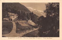 74-SAINT GERVAIS LES BAINS-N°4239-E/0195 - Saint-Gervais-les-Bains