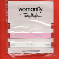 Bracelet Ruban Womanity Mugler - Modern (from 1961)