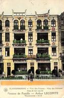 Blankenberge -  Blankenberghe -  Villa Des Faisans, Des Pélicans Arthur Lecomte (animée Colorisée 1925) - Blankenberge
