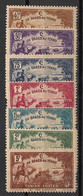 Tunisie - 1928 - N°Yv. 147 à 153 - Série Complète - Neuf  Luxe ** / MNH / Postfrisch - Unused Stamps