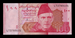 Pakistán 100 Rupees 2016 Pick 48k SC UNC - Pakistan