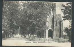 CARTERET Nouvelle Eglise Et Avenue De La Gare   GAR24 - Carteret