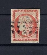 Frankreich Mi.5a Gestempelt Kat.550,-€ - 1849-1850 Ceres