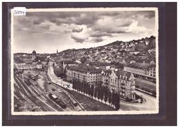 GRÖSSE 10x15cm - ST GALLEN - BAHNHOF - TRAIN - BAHN - TB - SG St. Gallen
