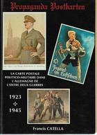 26 03 1// WO II : PROPAGANDA POSTKARTEN    230 P Illustraties      !!!!!!!!!  Pracht Documentatie - Geschiedenis