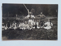 Romania 1916 Bukowina 716 Photo Foto Karpathen Karpaten Carpati Maramures Krasuvka - Rumania