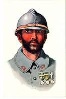 Portrait D'un Soldat Du 8e Régiment D'infanterie Coloniale, 1916 - Guerra 1914-18