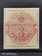 Hannover Mi-Nr. 13 A Ungebraucht Mit Gummi Geprüft BPP - Hannover