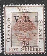 Orange Free State Mh * 2,60 Euros - Orange Free State (1868-1909)