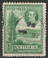 Antigua 1932 Sc 67  Used - 1858-1960 Kolonie Van De Kroon
