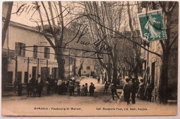 BARJOLS - Faubourg Saint Marcel - Barjols