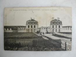 MILITARIA - QUERQUEVILLE - Les Casernes Du Polygone - Casernas