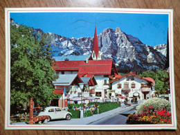 Cartolina Viaggiata Nel 2001 - Seefeld