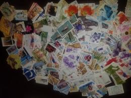 OCEANIA(Australia,New Zealand,Papua New Guinea).Lot Of 2125 Stamps. - Lots & Kiloware (mixtures) - Min. 1000 Stamps