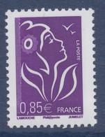 N° 3968 Marianne De Lamouche Valeur Faciale 0,85 € - 2004-08 Marianne Van Lamouche