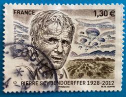 France 2018 : Pierre Schoendoerffer, écrivain, Scénariste Et Réalisateur N° 5265 Oblitéré - Usati