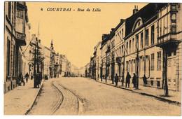 Courtrai Rue De Lille   (4844) - Kortrijk