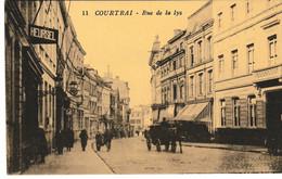 Courtrai Rue De La Lys    (4850) - Kortrijk