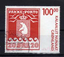 GROENLAND Greenland 2007 Polarbear Ours Armoirie Wappen Yv 467 Mi 488 Obl - Gebraucht