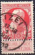 N° 74 Oblitération IZEL - 1905 Thick Beard