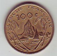 (Monnaies). Polynesie Francaise. 100 Fr 2007 & 2 Fr 2009 - French Polynesia