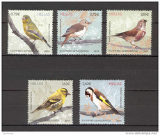 Greece 2014 Birds MNH - Ohne Zuordnung