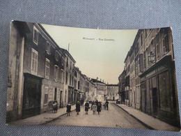 Mirecourt   Rue Germiny - Mirecourt