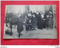 PERUWELZ -  Pensionnat Des Dames De St Charles - Cours D'Economie Domestique - Salle De Musique - 1924 - Peruwelz
