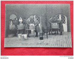 PERUWELZ -  Pensionnat Des Dames De St Charles - Cours D'Economie Domestique - La Lessive - Peruwelz