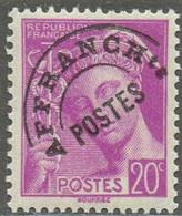 France Préoblitéré, N° 78 - Type Mercure - 1893-1947
