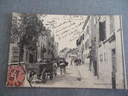 Epinal   La Rue De Chantraine - Epinal