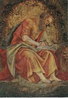 CARTOLINA  LORETO,MARCHE,L.SIGNORELLI (1491-1496)SAGRESTIA DI S.GIOVANNI-S MARCO EVANGHELISTA,NON VIAGGIATA - Ancona