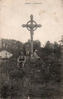 1V3 Nz   51 Pogny Le Calvaire (vue Pas Courante) - Autres Communes