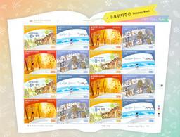 South Korea Philately Week 2020 - Corea Del Sur