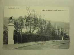 41009 - PARC DE GENVAL - DREVE DES AUBEPINES - VERSTUURD 1910 !!! - ZIE 2 FOTO'S - Rixensart