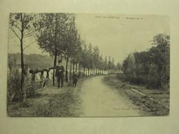 41010 - PARC DE GENVAL - AVENUE N° 2 - VERSTUURD 1913 !!! - ZIE 2 FOTO'S - Rixensart