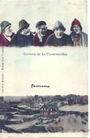 03- 2021 - BELGIQUE - FLANDRE OCCIDENTALE - LA PANNE - Colorisée - Multivues - Souvenir De - De Panne