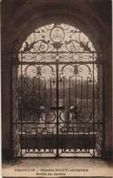 CPA Besancon Hotel St Jacques , Grille Du Jardin FRANCE (1098305) - Besancon