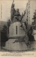 CPA Besancon Statue De P.-J. Proudhon FRANCE (1098319) - Besancon