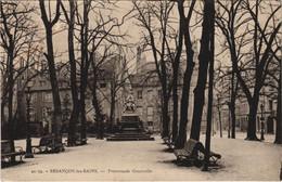 CPA Besancon Promenade Granvelle FRANCE (1098759) - Besancon