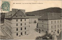 CPA Besancon Les Casernes Ruty FRANCE (1099014) - Besancon