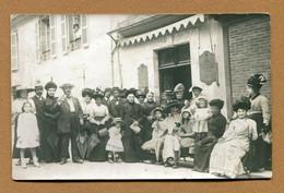 """BAGNERES-DE-BIGORRE (65) : """" LA BUVETTE DE LA SOUCRE DE LA PEYRIE """"  Carte Photo - Bagneres De Bigorre"""