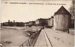 CPA Besancon Quai De Strasbourg FRANCE (1098887) - Besancon