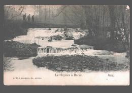Barse - Le Hoyoux à Barse - 1904 - Dos Simple - Modave