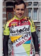CYCLISME: CYCLISTE : PHOTO KODAK:GILLES BENICHON - Radsport